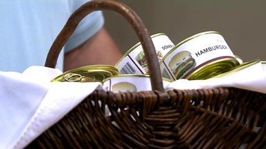 Hol Dir Die Kohle! - 5.000 Euro Für Deine Idee - Döner & Hamburger Aus Der Dose \/ Herzensbilder
