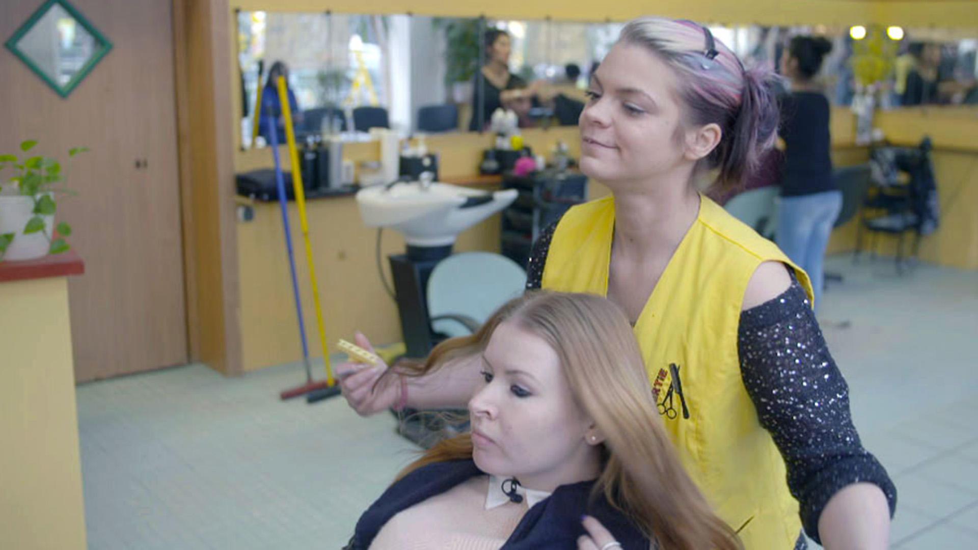 Friseure im Haarfieber, Die   Folge 14