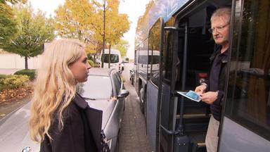 Familien Im Brennpunkt - Manager Schlittert Durch Busfahrer In Lebenskrise