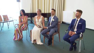 4 Hochzeiten Und Eine Traumreise - Tag 2: Stefanie Und Mark, Dresden