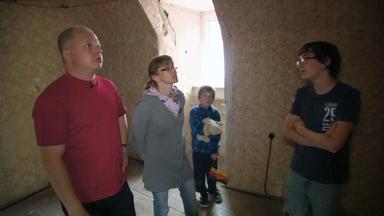 Die Schnäppchenhäuser - Ein Leben Auf Der Baustelle - Der Optimist In Der Denkmalgeschützten Ruine