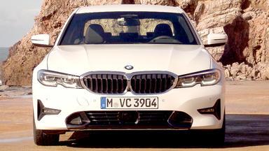 Auto Mobil - Thema U.a.: Der Neue 3er Bmw Im Test