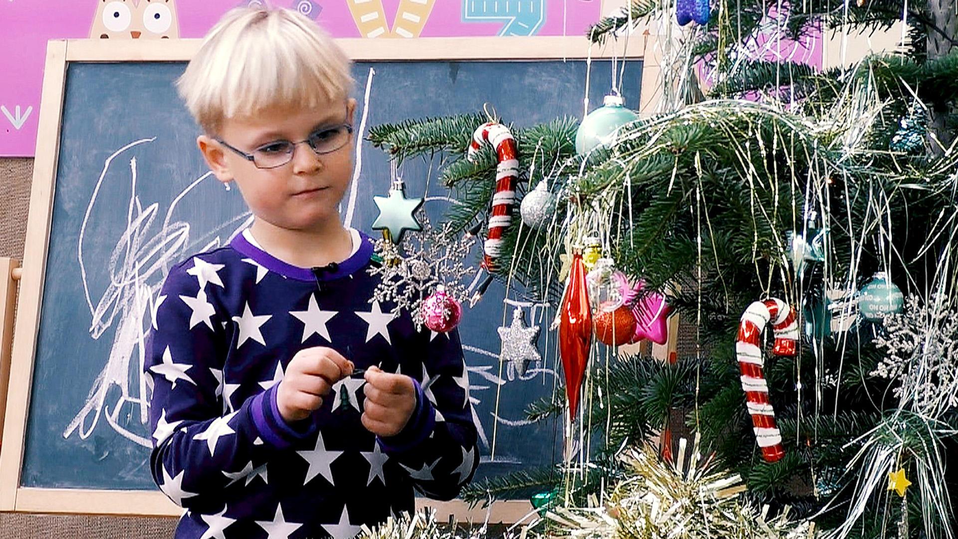 Die geheimnisvolle Welt der Kinder - Wir feiern Weihnachten!   Folge 4