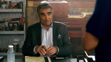 Schitt's Creek - Rohmilch-dealer