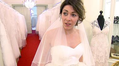 Zwischen Tüll Und Tränen - Eine äußerst Unentschlossene Braut
