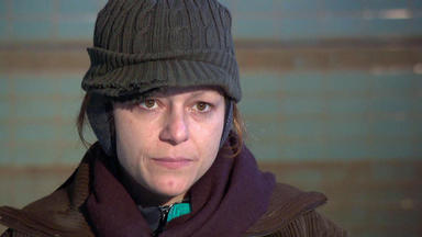 Familien Im Brennpunkt - Obdachlose Mutter Leidet Darunter, Dass Ihr Kind Weggenommen Wurde
