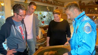 Der Trödeltrupp - Mauro Hilft Michaela Und Oliver Mit Ihrem Erbe
