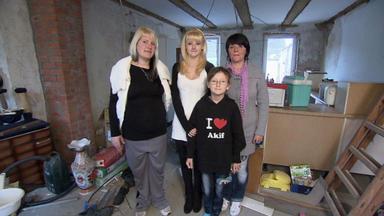 Zuhause Im Glück - Alleine Mit Den Kindern Und Einem Baufälligen Haus