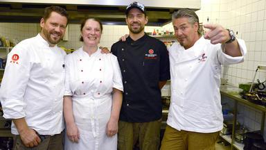 Die Kochprofis - Einsatz Am Herd - Ballover's In Duisburg