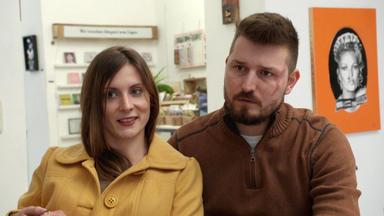 Meine Geschichte - Mein Leben - Verliebtes Brautpaar Verhält Sich Seltsam