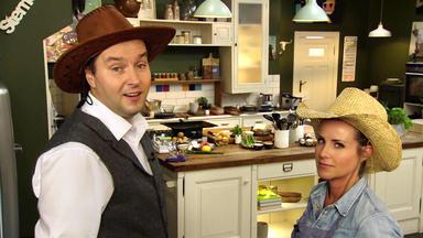 Essen & Trinken - Für Jeden Tag - Go West! Essen Für Cowboys Und Cowgirls