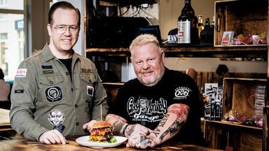 Hammer & Brain - Die Pommeskönige - Kay Und Torsten Betreiben Zwei Hippe Burger-läden