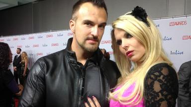 Exklusiv - Die Reportage - Sexmesse Las Vegas 2014 - Aische & Manuel Im Pornohimmel: Teil 1