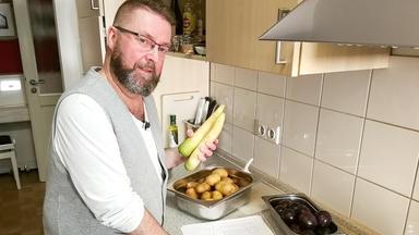 Das Perfekte Dinner - Gruppe Leipzig: Tag 1 \/ Rolf