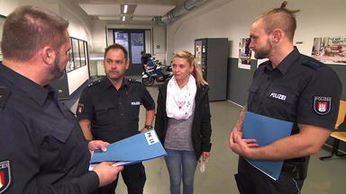 Die Wache Hamburg - Die Raubserie - Rätselhafter Mofa-unfall - Der Exhibitionist - Besoffen Aus Liebeskummer