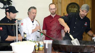 Die Kochprofis - Einsatz Am Herd - Schäperkaat In Neumünster