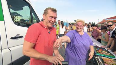 Der Trödeltrupp - Otto Schulte Hilft Ursula Und Ihrer Enkeltochter Bianca
