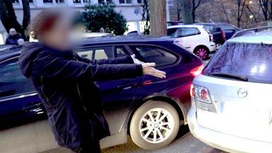 Auto Mobil - Thema U.a.: Eltern-taxi-chaos Vor Dem Schulhof