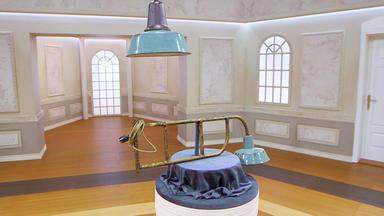 Die Superhändler - 4 Räume, 1 Deal - Zwei Lampen \/ Kaiserlampe \/ Blechpferd \/ Kaffeeservice