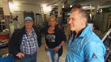 Der Trödeltrupp - Verkaufsexperte Otto Schulte Hilft Beim Entrümpeln.