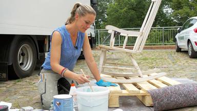 Zuhause Im Glück - Mandys Denkmalgeschützte Haus Muss Renoviert Werden.