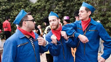 Unter Uns - Kostümwettbewerb