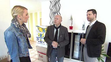 Mieten Kaufen Wohnen - Verkupplungsversuch Bei Der Besichtigung