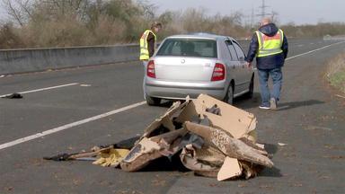 Schneller Als Die Polizei Erlaubt - Unfall Durch Fahrlässigkeit Beim Umzug