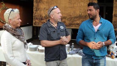 Der Trödeltrupp - Sükrü Hilft Tony Und Claudia Verkauf Ihrer Schätze