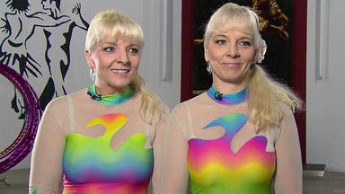 Shopping Queen - Zwillingsspezial: Tag 1 \/ Carmen & Claudia