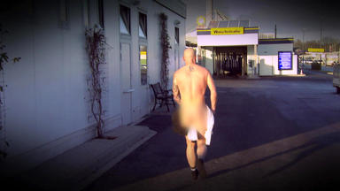 Verdachtsfälle - Mann Flieht Vor Seiner Hochzeit Nackt Aus Auto