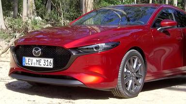Auto Mobil - Thema Heute U.a.: Der Neue Mazda3