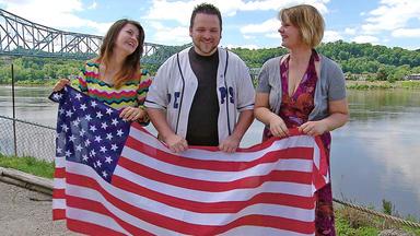 Goodbye Deutschland - Heute Mit: Christina Und Kauther Cherri, Ohio