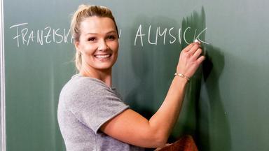 Der Vertretungslehrer - Die Vertretungslehrerin - Mit Franziska Van Almsick