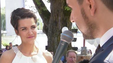 4 Hochzeiten Und Eine Traumreise - Tag 2: Susanne Und Andreas, übersee