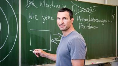 Der Vertretungslehrer - Der Vertretungslehrer - Mit Wladimir Klitschko