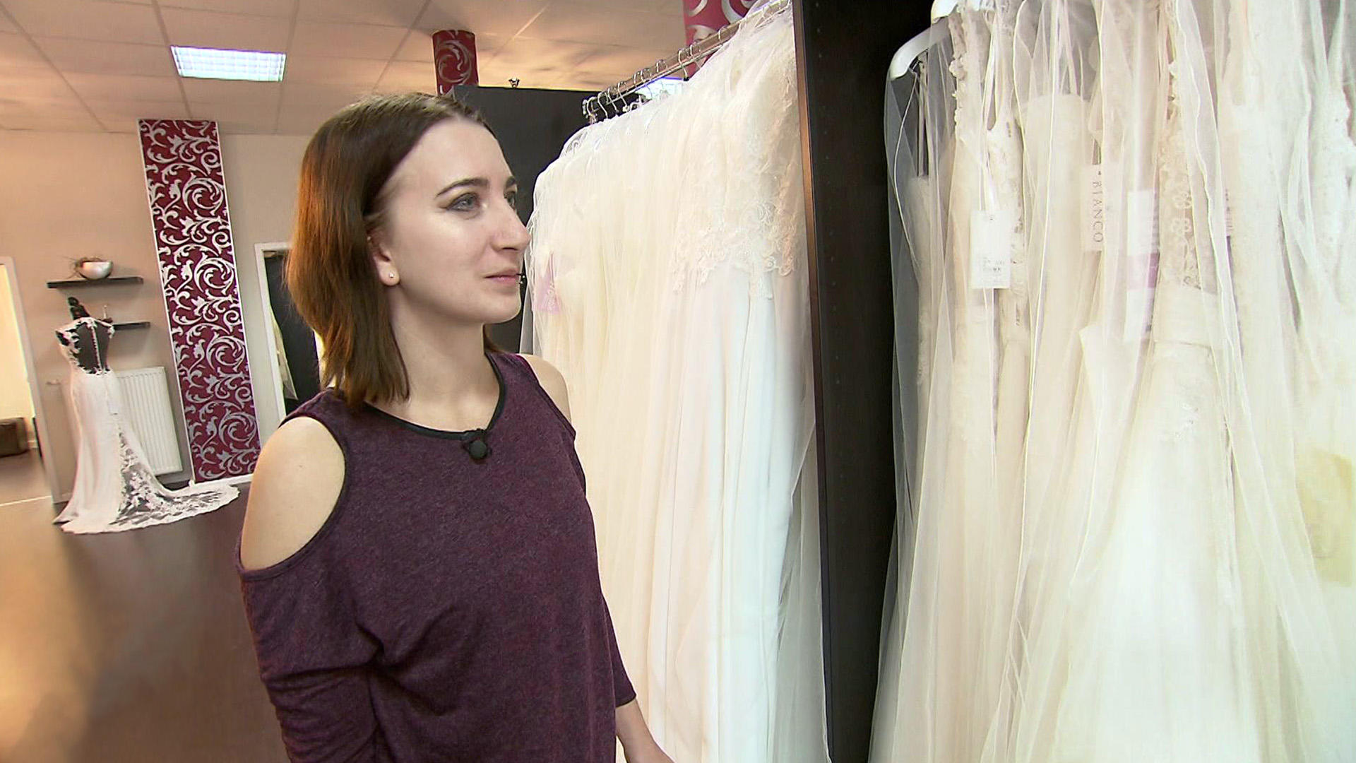 Diese Braut mag es extrem sexy | Folge 56