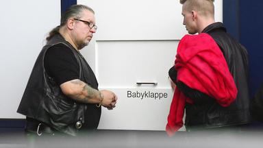 Verdachtsfälle - Leere Babyklappe