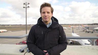 Startup Magazin - Thema: Reiserecht - Verspätungen Durch Flugausfälle