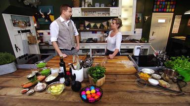 Essen & Trinken - Für Jeden Tag - Feiertagsideen Für Ein Buntes Ostermenü