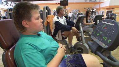 Familien Im Brennpunkt - Vater Hat Angst Um Seine übergewichtigen Kinder