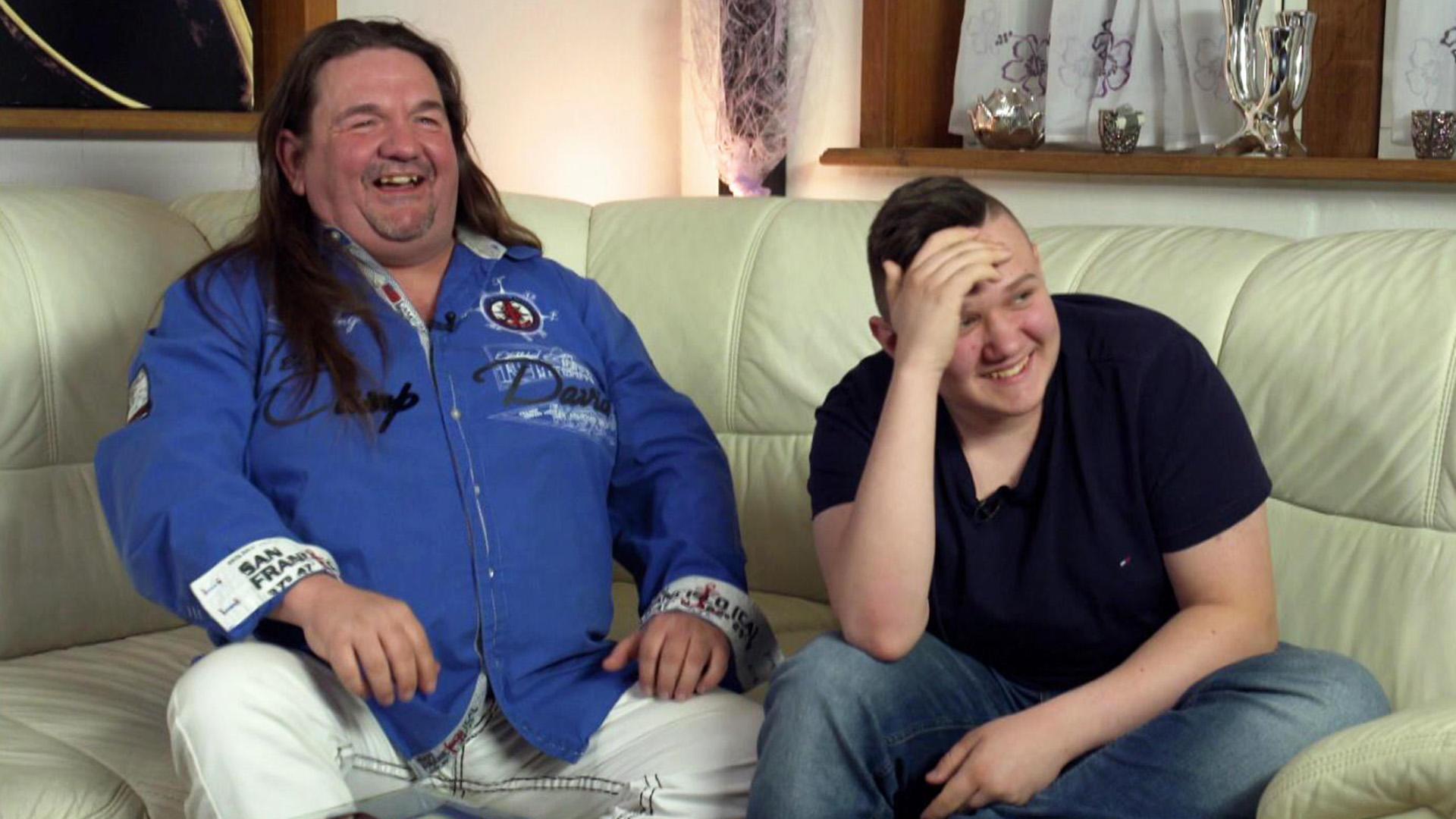 Daniel & Diorellys / Markus & Marlon / Familie Ottemann | Folge 1