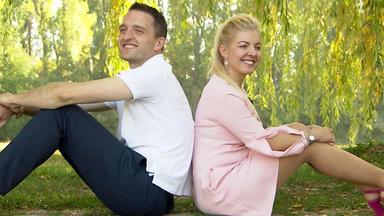 4 Hochzeiten Und Eine Traumreise - Tag 4: Ilona Und Dennis, Schwabenheim An Der Selz