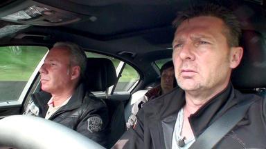 Schneller Als Die Polizei Erlaubt - Polizei Auf Rowdy-jagd