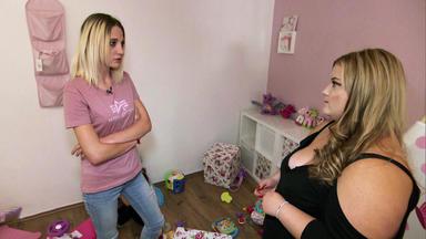 Teenie-mütter - Wenn Kinder Kinder Kriegen - Yasemin Und Tobi Sind Zum Dritten Mal Eltern Geworden
