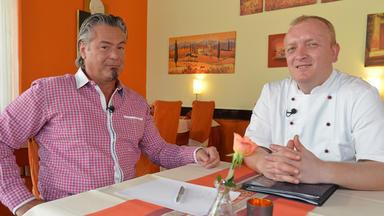 Die Kochprofis - Einsatz Am Herd - Restaurant Dario's In Lebach
