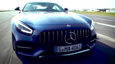 Auto Mobil - Thema U.a.: Amg Steuerung - Rennfahrer Vs. Software