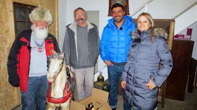 Der Trödeltrupp - Wilfried Will Sein Hausboot Verkaufen
