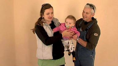 Die Schnäppchenhäuser - Die Familie Lebt In Einem Renovierungsbedürftigen Haus