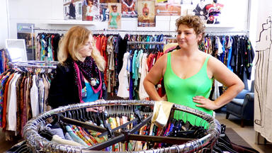 Shopping Queen - Gruppe Wien: Tag 2 \/ Sandra